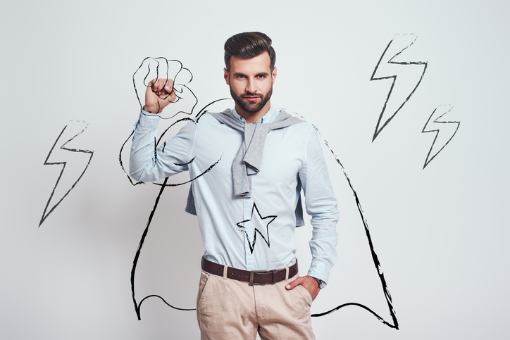Use your nonprofit superpower.